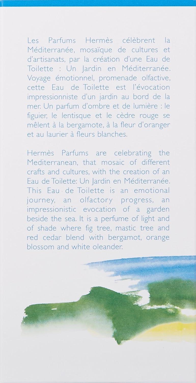 50ml Edt Un En Jardin Mediterranee Vapo N80kPXnwOZ