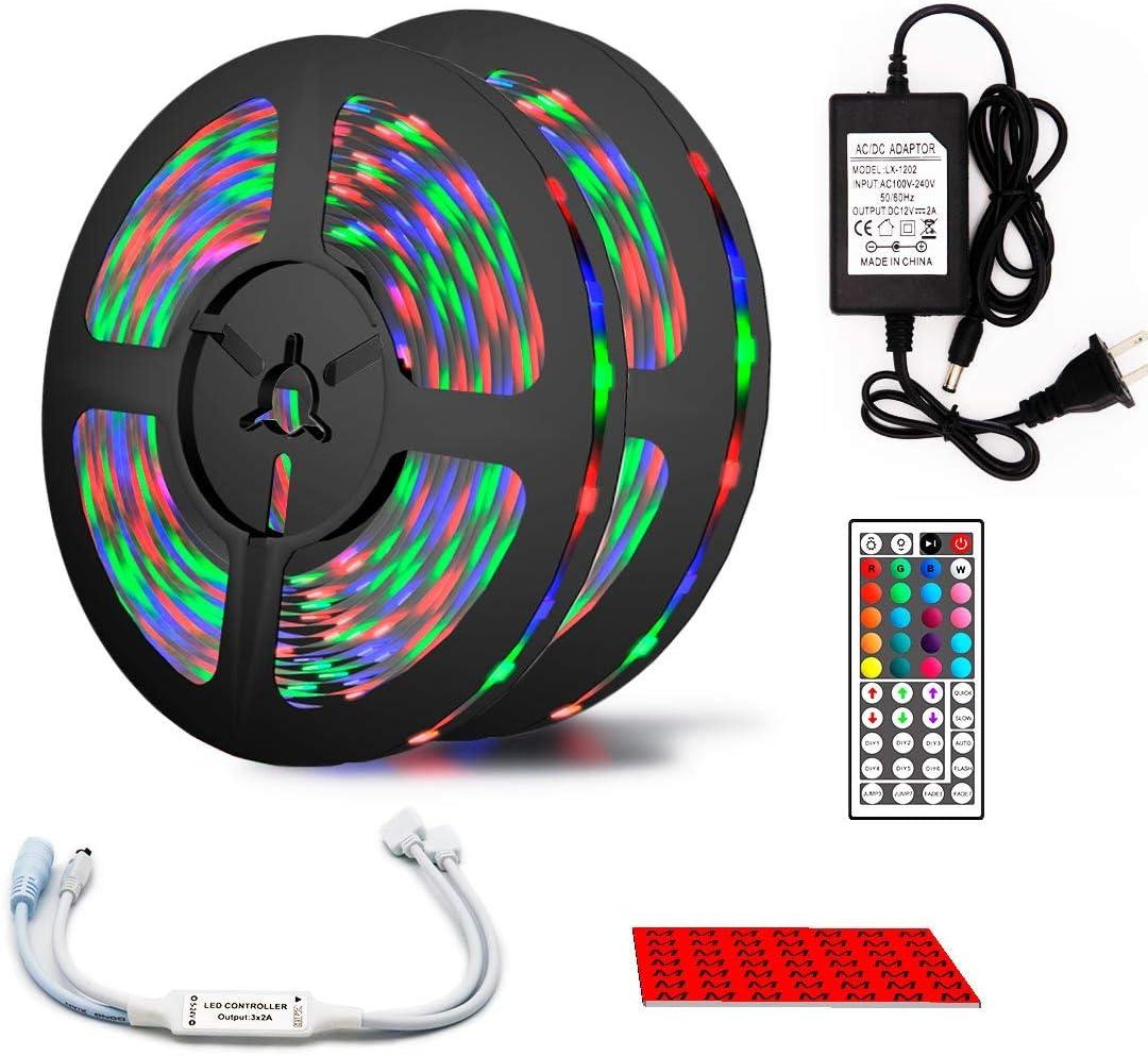 5050 Led Strip 2835 LED Strip Light RGB diode tape Bluetooth Controller F Home