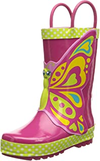Amazon.com | Western Chief Kids Frog Rain Boot(Toddler/Little Kid