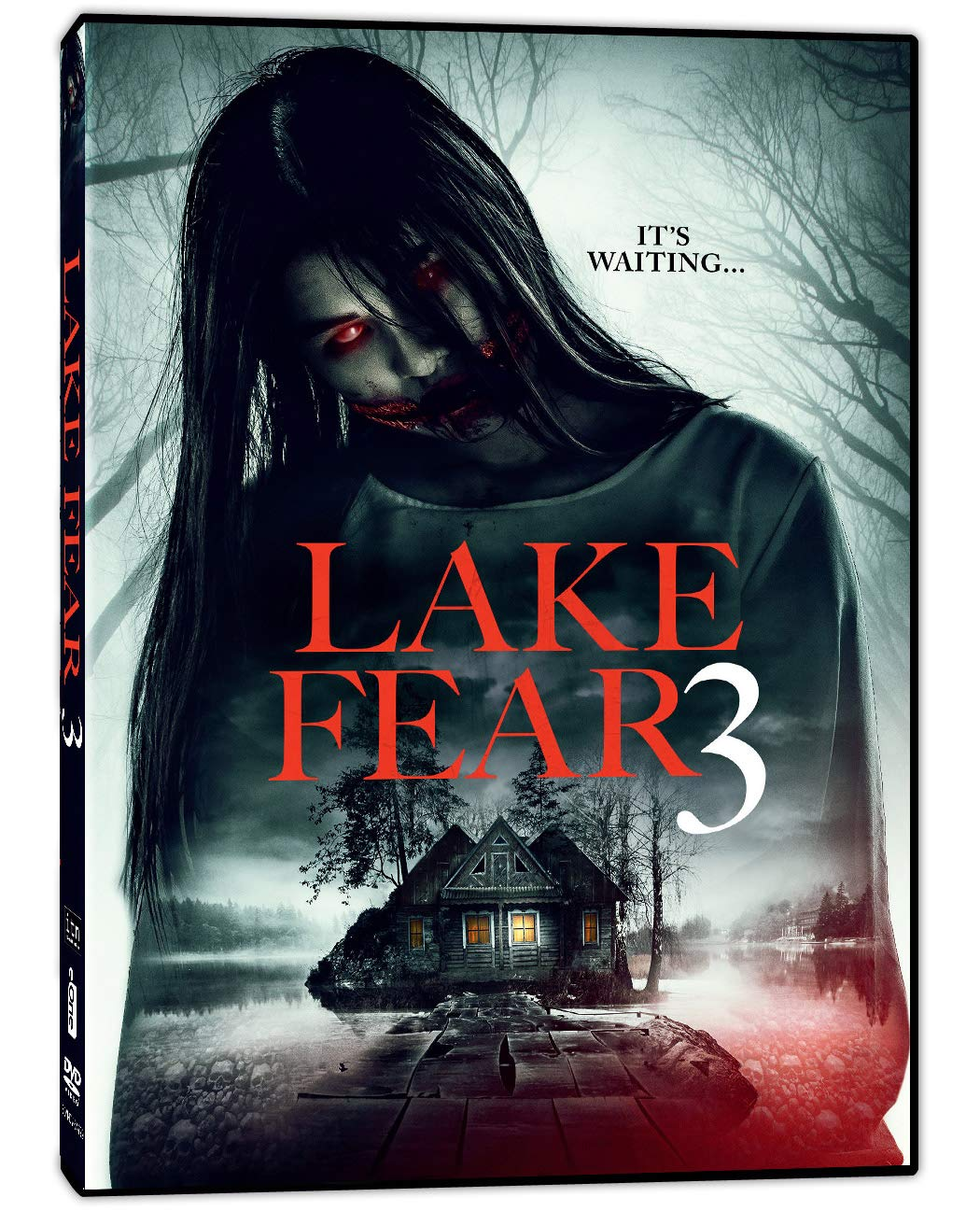 DVD : Lake Fear 3 (Dolby, AC-3, Widescreen, Subtitled)