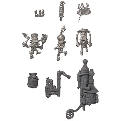 Privateer Press Grymkin: Mad Caps Weapon Crew Miniature Game PIP76017: Toys & Games