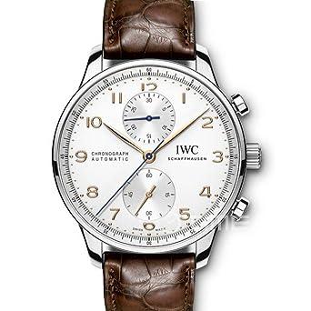bcbf99ae48 Amazon | ポルトギーゼクロノ IW371445 [並行輸入品] [時計] | 並行輸入 ...