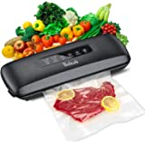 Vacuum Sealer,Beleeb Automatic Vacuum Air Sealing System for Food Preservation, Compact Design | Lab Tested | Dry…