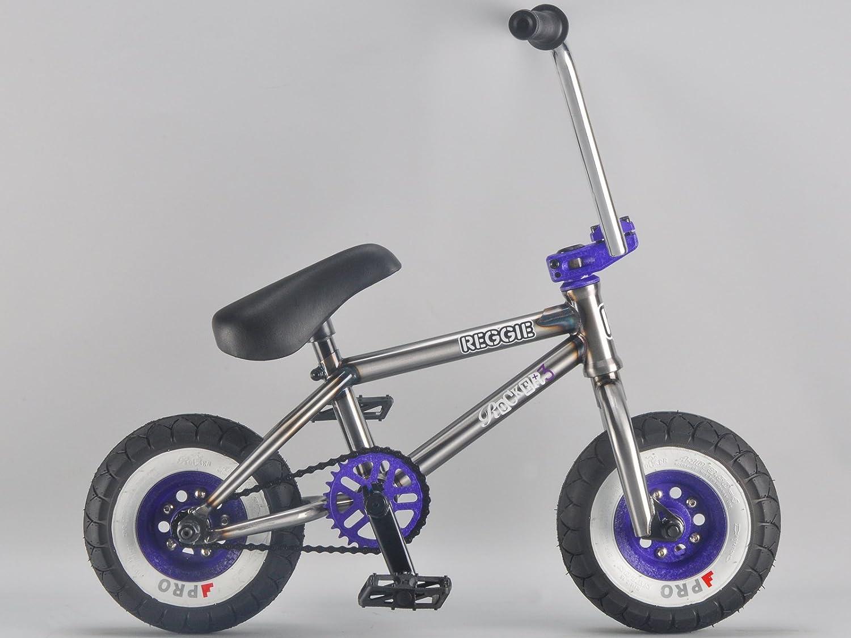 Reggie Rocker Raw BMXミニBMX Bike B06XN6J8VS