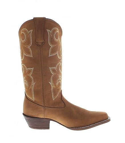 FB Fashion BootsDrd0090 - Stivali Western Donna, Marrone (Marrone), 41.5 (9.5 US)