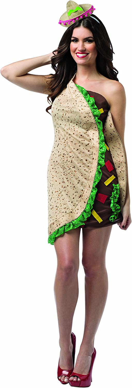 Rasta Imposta Women's Foodies Taco Dress