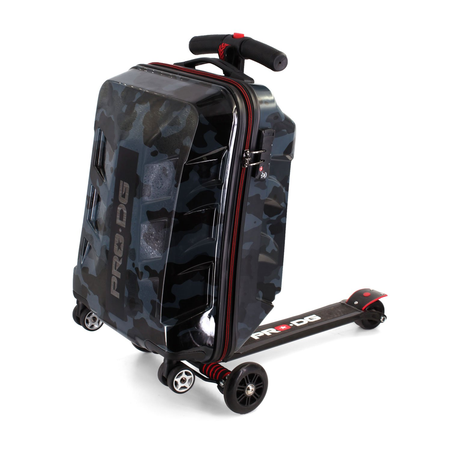 Amazon.com | PRODG Scooter Blackage Travel Garment Bag, 55 ...