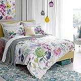 Amazon Com Calvin Klein Poppy King Comforter Set Lily