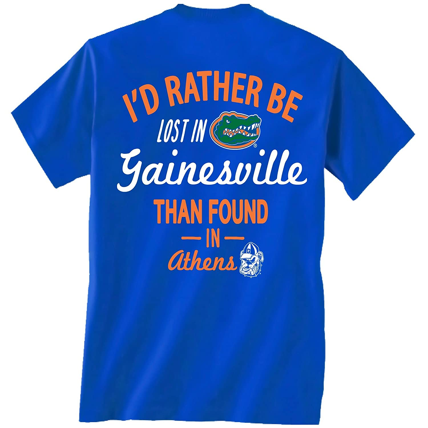 超激安 Florida Gators in Lost in Florida Gainesville Gators Tshirt Small B00PM754RU, ベルセーブ:9fc39e65 --- a0267596.xsph.ru