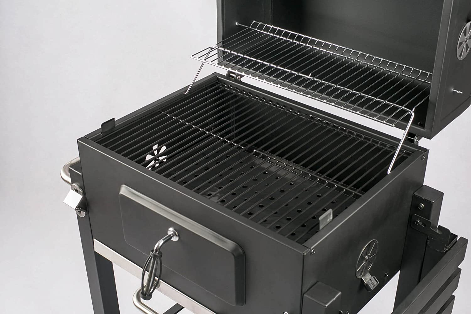 Brenna Holzkohlegrill Test : Mayer barbecue brenna holzkohlegrill grillwagen mhg pro