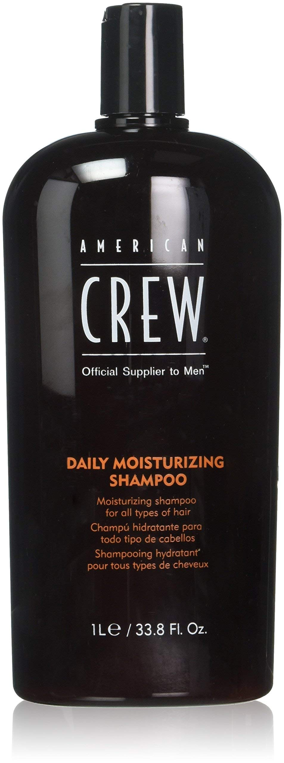 American Crew Daily Moisturizing Shampoo 33.8oz/1000ml