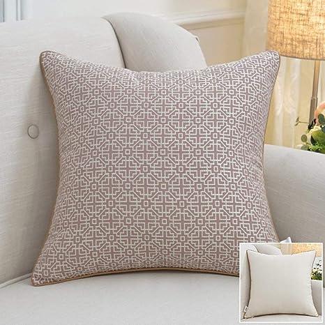 MWPO Funda de Almohada Decorativa sofá Almohada cojín de la ...