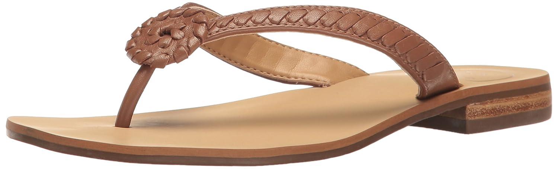 Jack Rogers Women's Ali Dress Sandal B01L9J6XT2 5 B(M) US Cognac