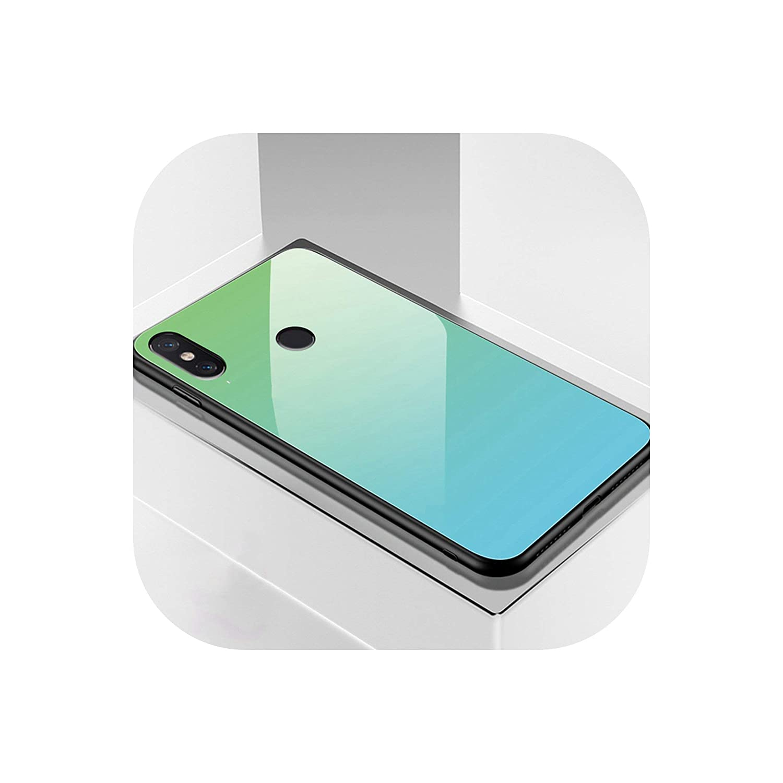Amazon.com: Gradient - Funda de cristal templado para Xiaomi ...