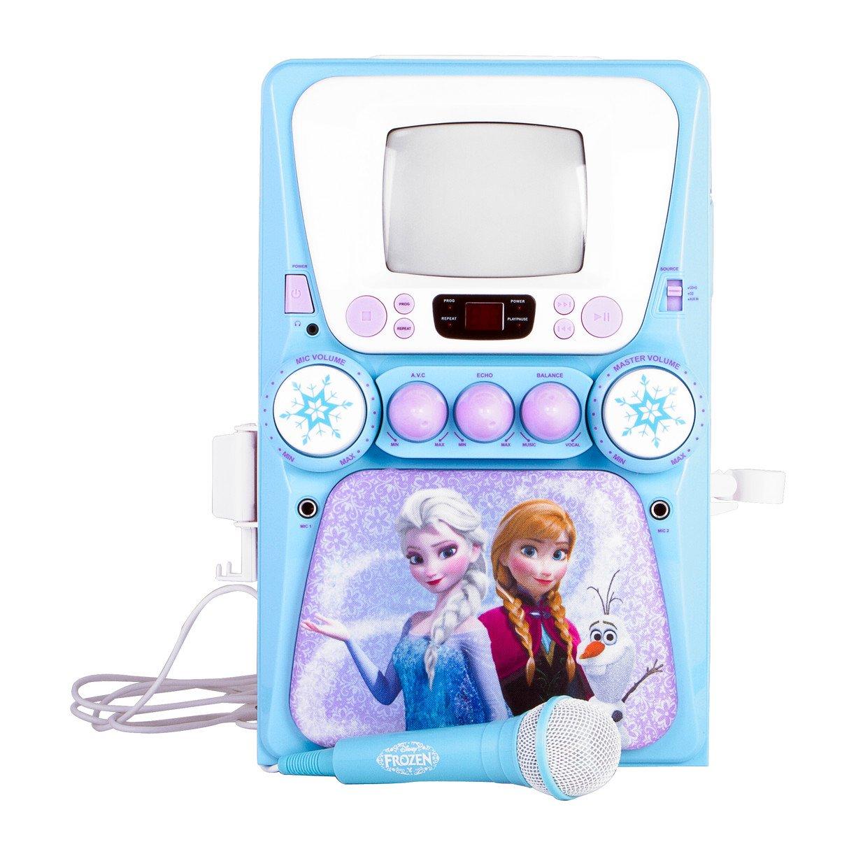 Frozen Deluxe Karaoke with Screen 69127 by Frozen (Image #3)