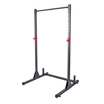 Com Cap Barbell Power Rack Exercise Stand Deluxe Utility Weight Bench And Olympic Bar 2 Inch 1200 Pound Capacity 7 Feet Bundle Sports