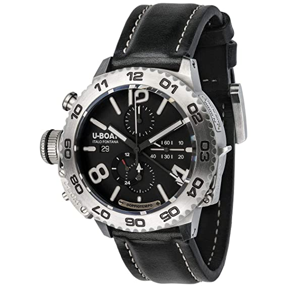 U-Boat 9016 Classico Doppio Tempo SS Chrono Reloj Automático: Amazon.es: Relojes