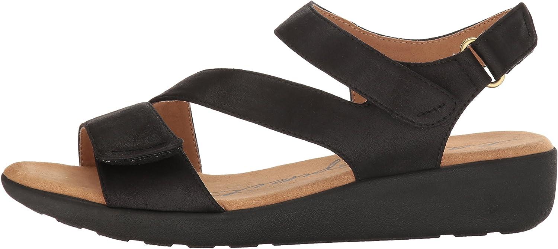 Easy Spirit Womens Kailynne2 Wedge Sandal