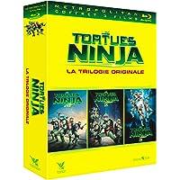 Les Tortues Ninja - La trilogie originale : Le Film + Le secret de la mutation + Les Tortues Ninja 3 : Nouvelle génération