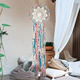 Dremisland Dream Catcher Handmade Traditional White