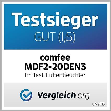 fee Luftentfeuchter Bautrockner MDF2 20DEN3 3 Jahre