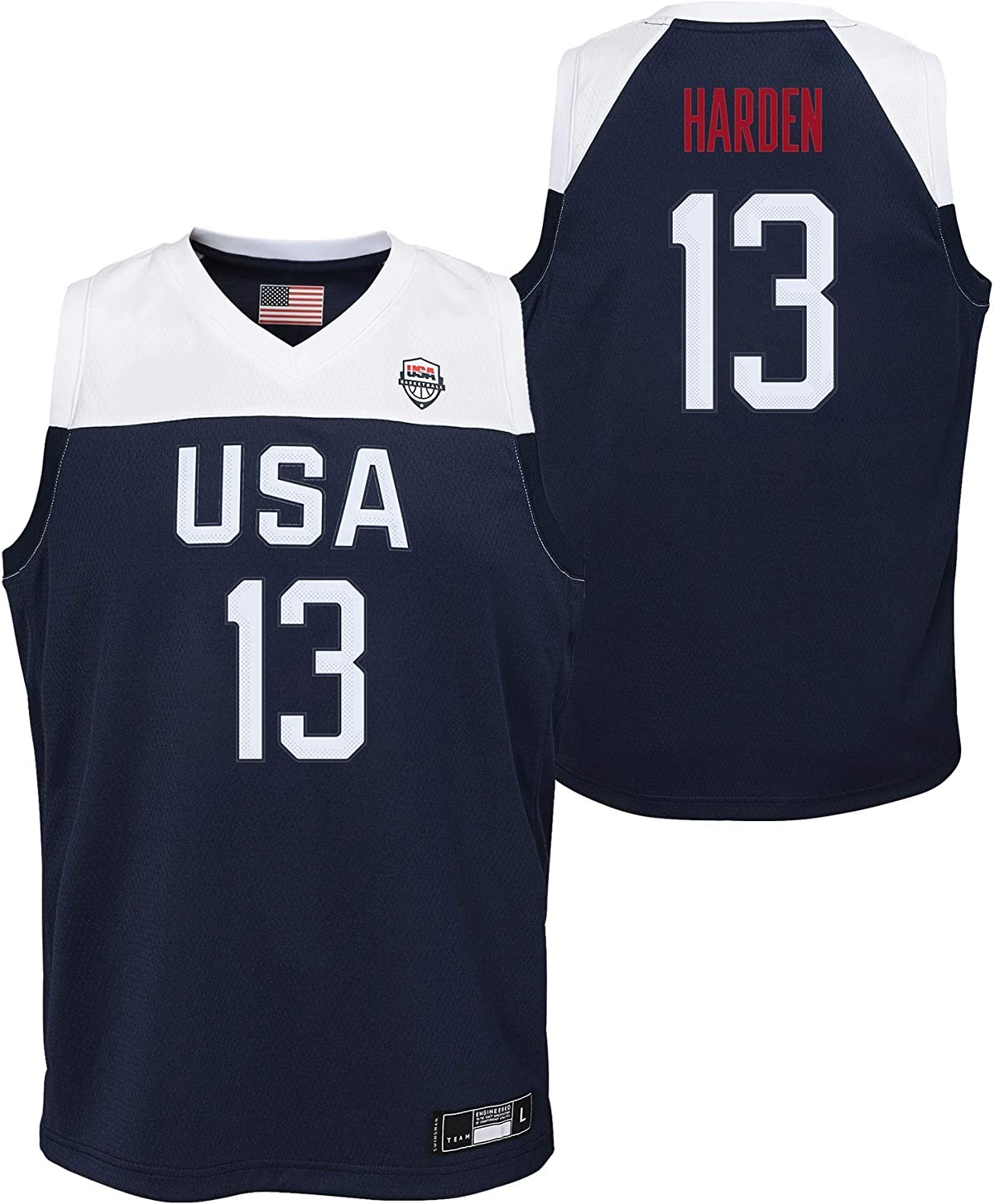james harden jersey youth