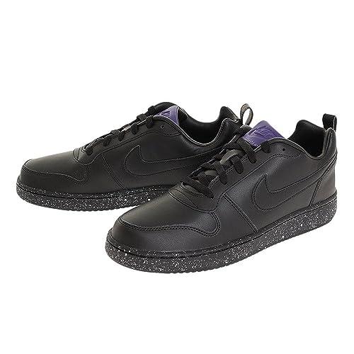 selección mundial de bajo precio ventas al por mayor Nike Men's Borough Low Se Fitness Shoes, Multicolour Black/White ...