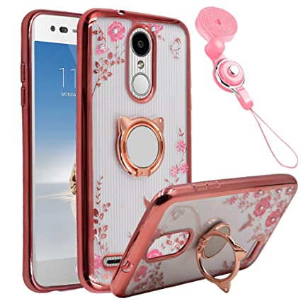 Amazon.com: LG Tribute Dynasty funda, LG Aristo 2 funda ...