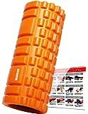 ACELETE フォームローラー Foam Roller 筋膜リリース 写真付きマニュアル 次世代トレーニング器具