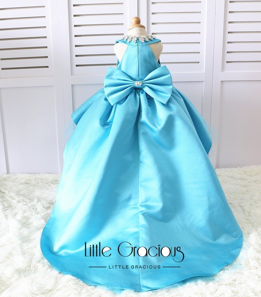 8e1dff46184 Amazon.com  Charlotte Dress long Tail with Tiffany Sequins back ...