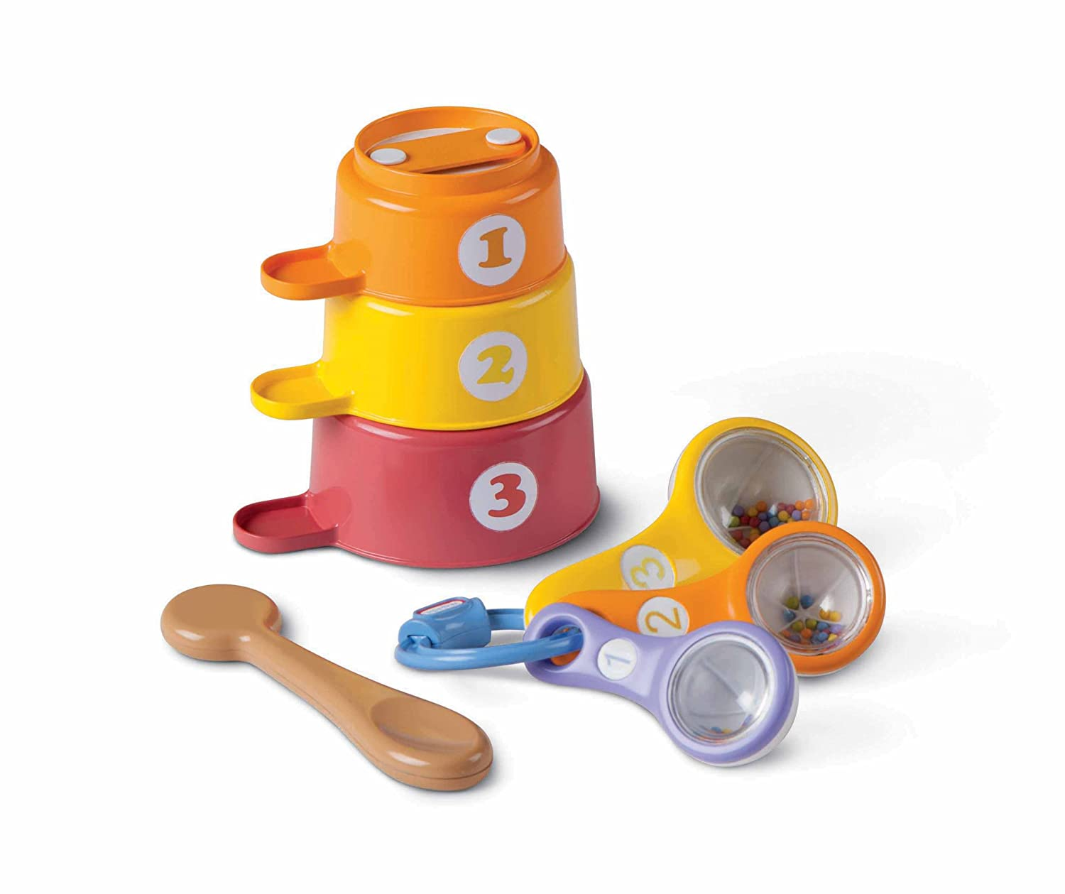 Little Tikes Cash Register - Amazon com little tikes lil cooks measuring cups and spoons toys games