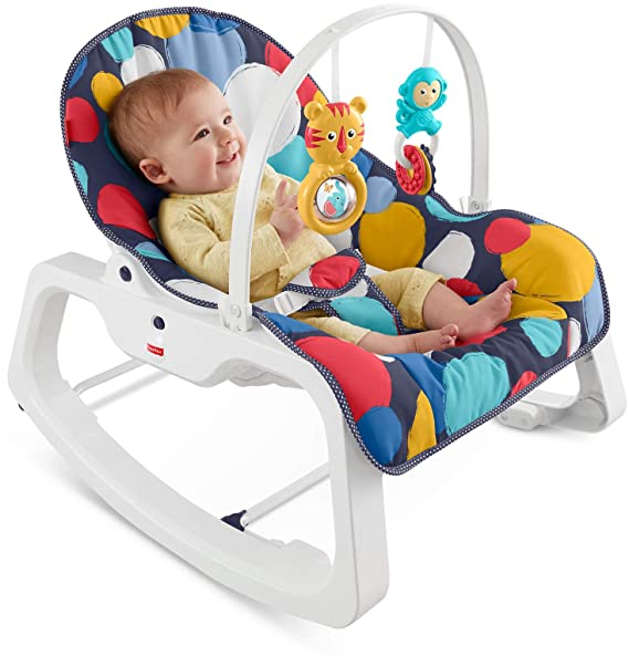 Fisher Price Infant-to-Toddler Rocker Redesign