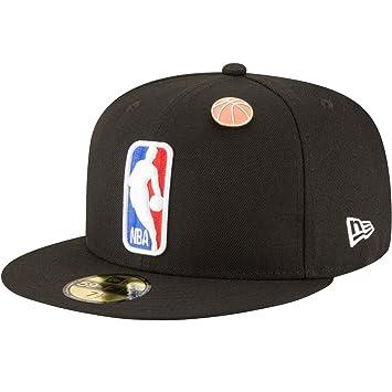 New Era 59Fifty Cap - NBA 2018 DRAFT League Logo  Amazon.co.uk ... e4d966bbd