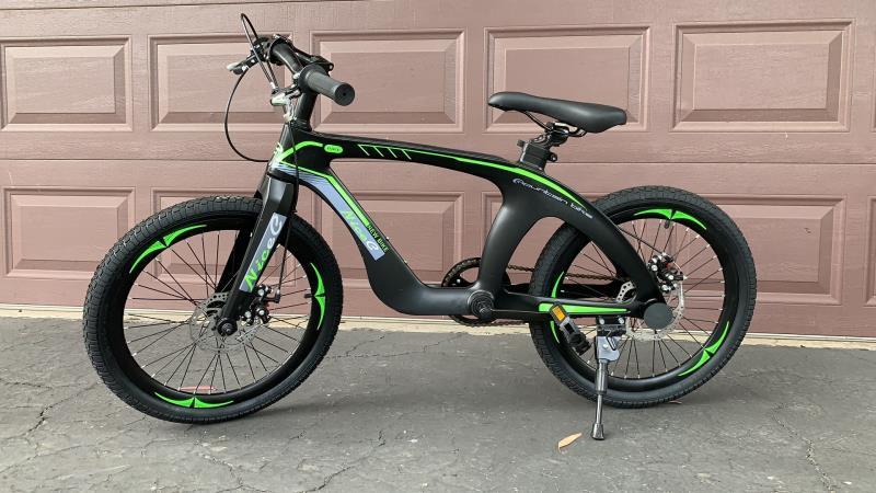 "Nice C BMX Bike, Mountain Bike, 20"" Cycle Bicycle with Dual Disc Brakes photo review"