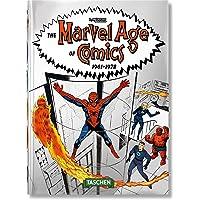 The Marvel Age of Comics 1961-1978. 40th Ed.