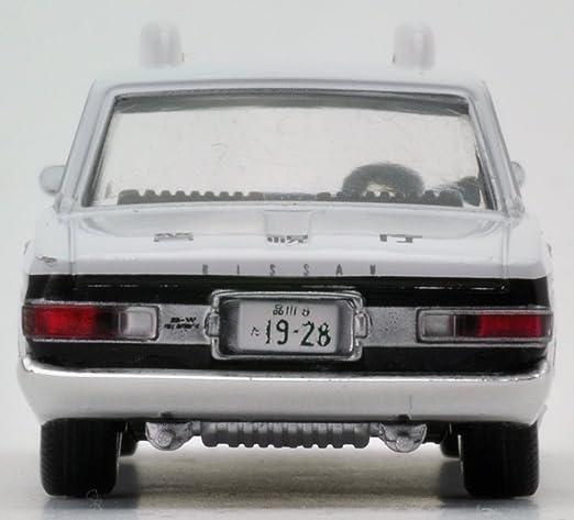 Amazon.com: Tomica Limited vintage 1/64 LV-159a Nissan President patrol car (Metropolitan Police Department): Toys & Games