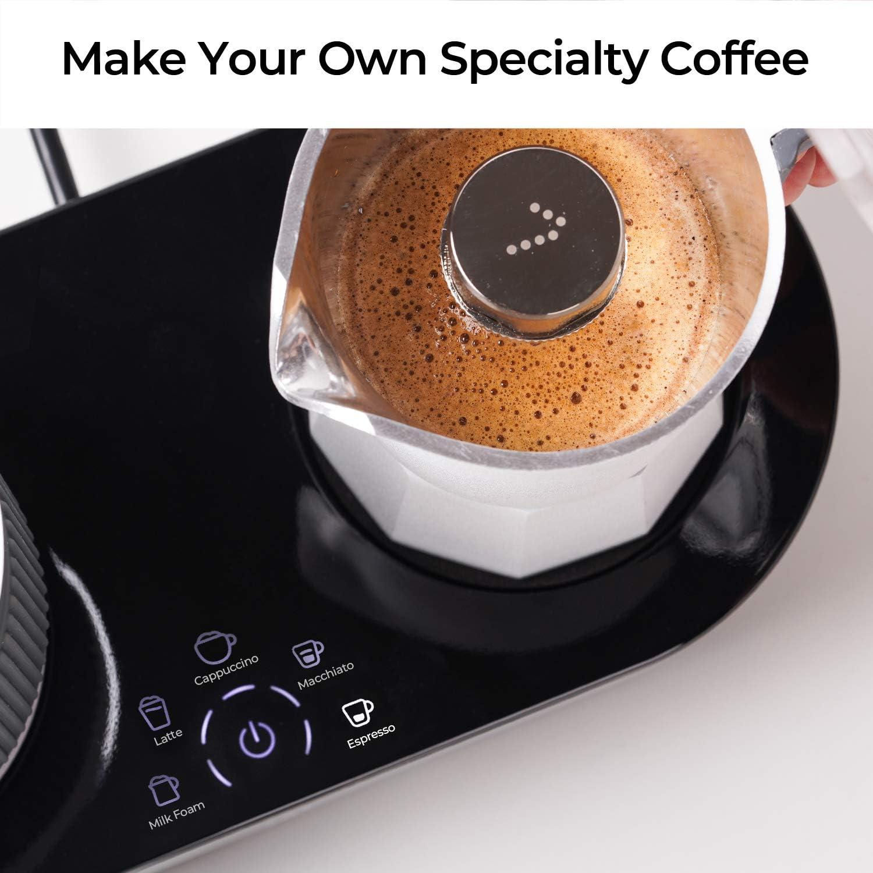 Moka Coffe Maker, la cafetera de Barista que no ha vendido Xiaomi