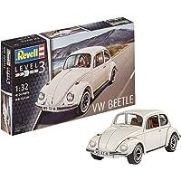 Revell Volkswagen Maqueta VW Beetle, Kit Modelo, Escala