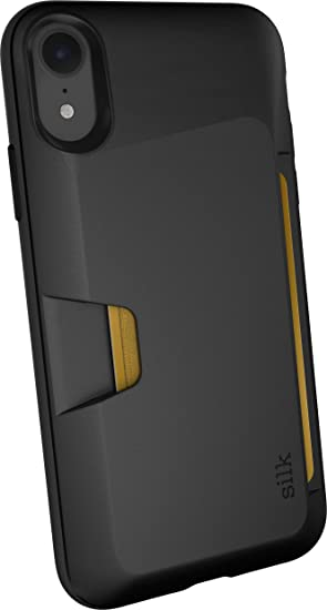 a7cd1915e098 Image Unavailable. Image not available for. Color: Silk iPhone XR Wallet  Case ...
