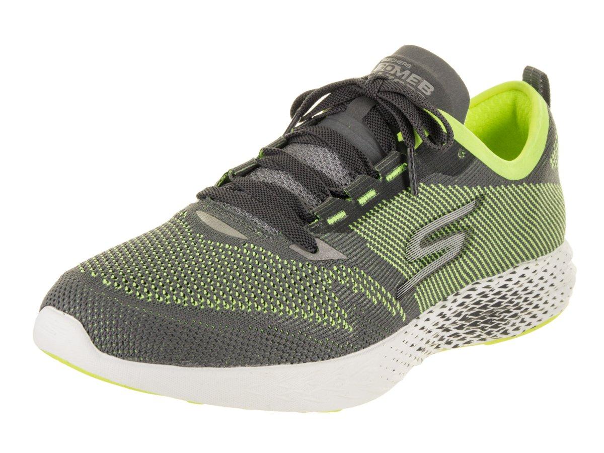 Skechers Men's Go MEB Razor 2 B074HQNCLT 12 D(M) US|Charcoal/Lime