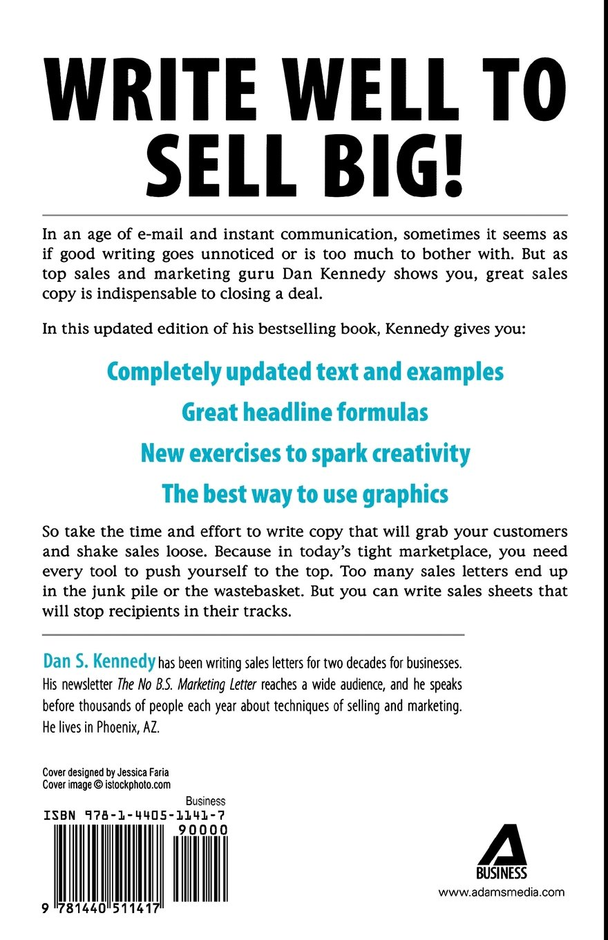 sales letter writing Sales how to write a sales email  to understand why this type of letter doesn't get a response, let's look at it from the perspective of the potential.