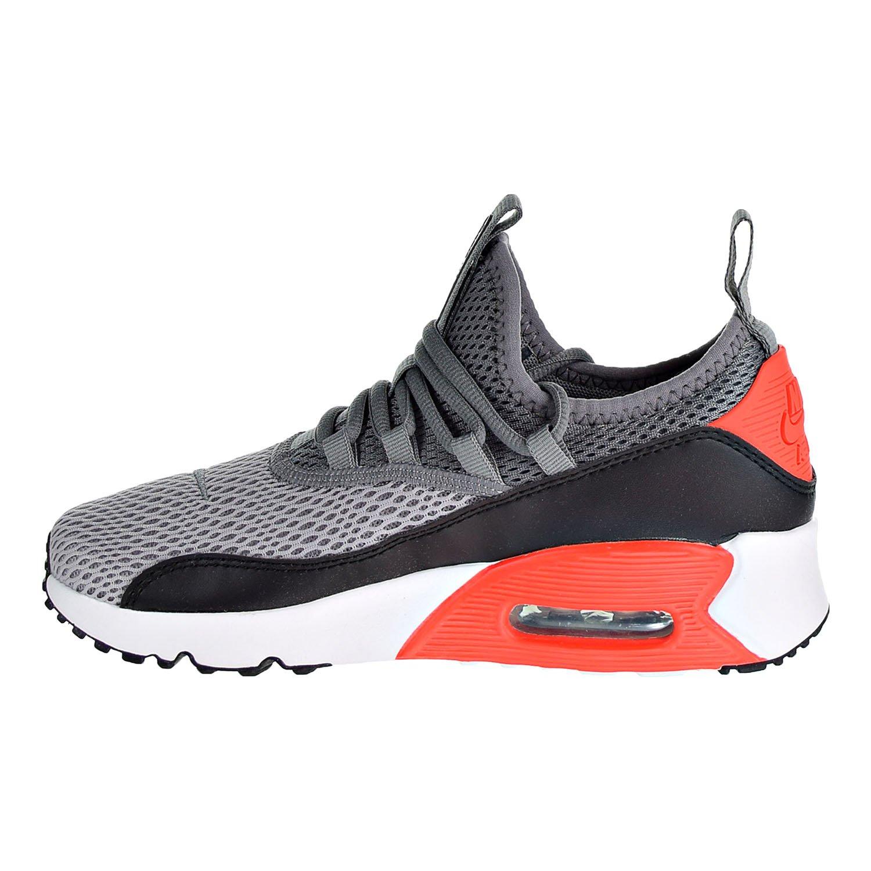 34f0af9cdb353 NIKE Air Max 90 EZ (GS) Boys Shoes Wolf Grey/Cool Grey/Black ah5211-002
