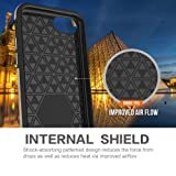 iPhone 7 Case, iPhone 8 Case - GreenElec [Parallax