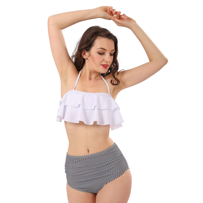 9a77a0db7ea6 Mejor valorados en Conjuntos de bikinis para mujer & Opiniones ...