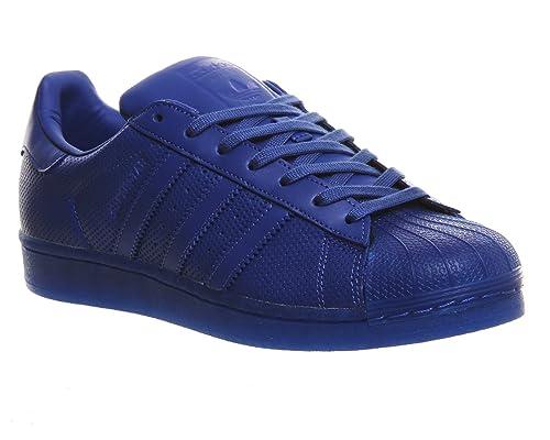 5085a664b3594 Adidas Originals Superstar Adicolor Mens Trainers S80328 Sneakers Shoes (uk  6.5 us 7 eu 40