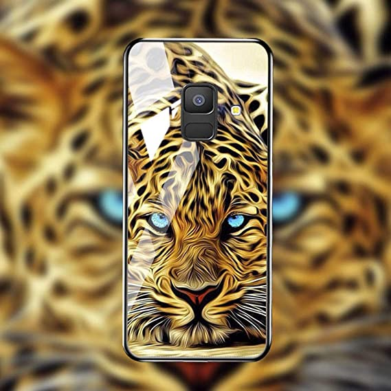 Amazon.com: Painted Phone Case for Samsung Galaxy A5 Case A8 ...