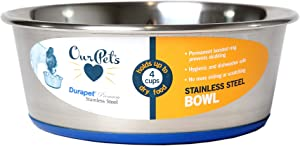 OurPets Premium DuraPet Dog Bowl 1.25qt
