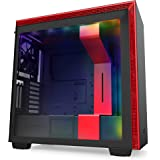 NZXT H710i - CA-H710 i-BR - ATX Mid Tower PC Gaming Case - Front I/O USB Type-C Port - Quick-Release Tempered Glass Side…