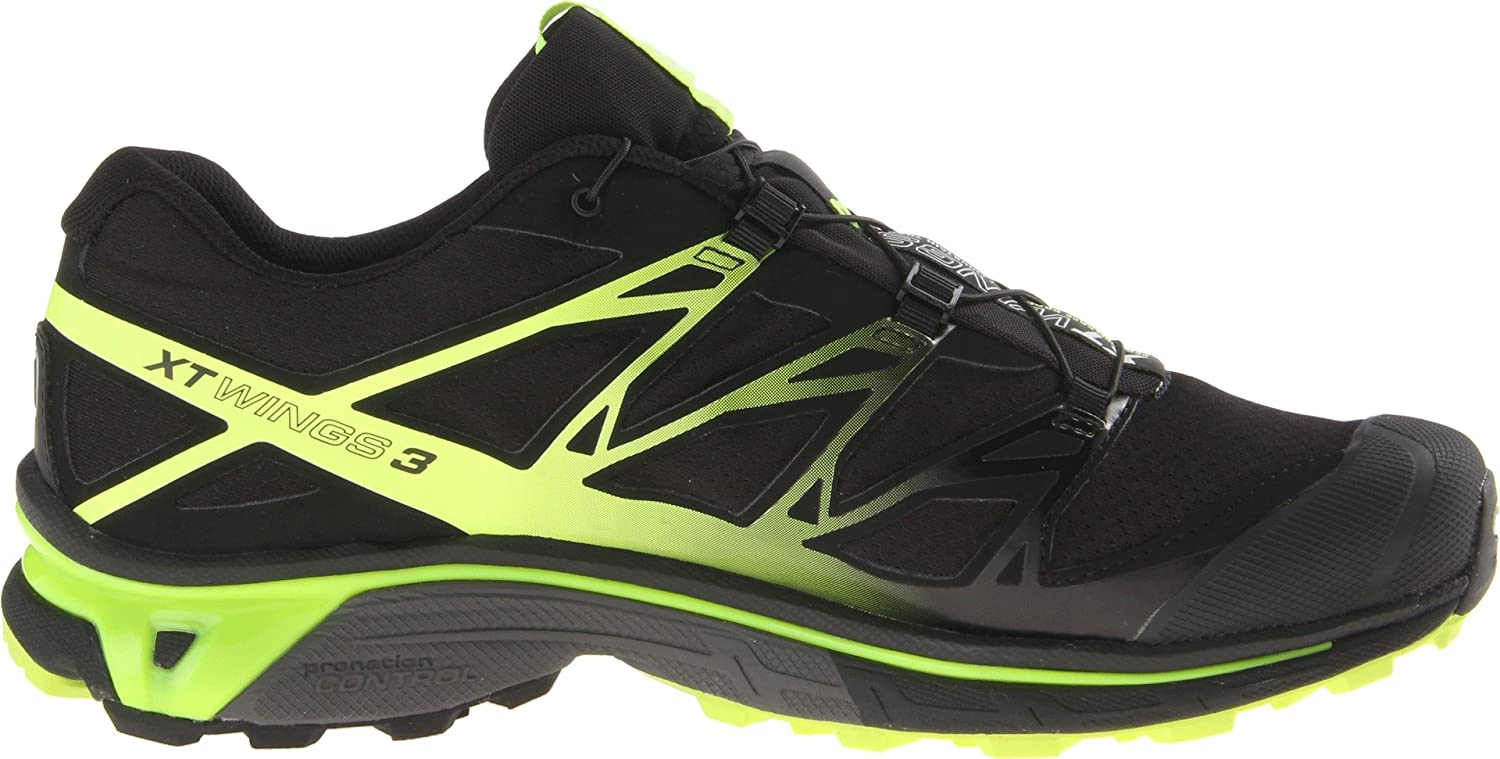 super popular 7314c 9f402 Salomon XT Wings 3 Trail Running Shoes - 10  Amazon.co.uk  Shoes   Bags