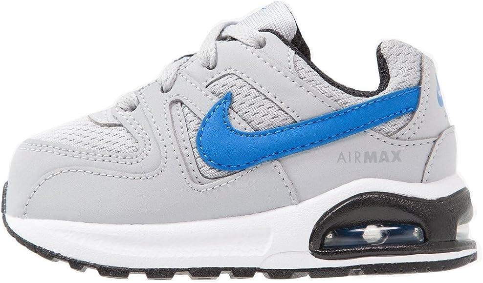 Nike Air MAX Command Flex (TD), Zapatillas de Running Unisex niño ...